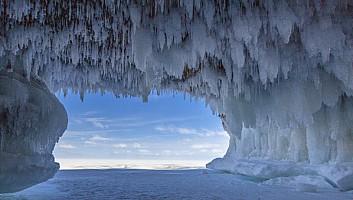 Superior Ice Cave