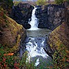 Pigeon River Falls