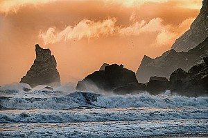 Wild Icelandic Surf