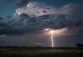 Prairie Thunderstorm