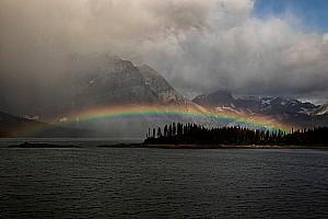 Kananaskis Country Rainbow