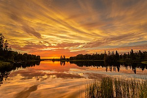 Devil-Track-Lake-Sunset