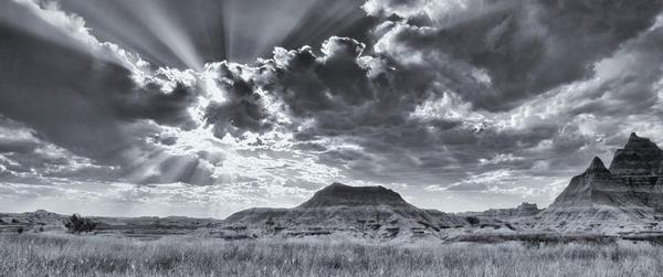 General 2nd Place: Badlands National Park