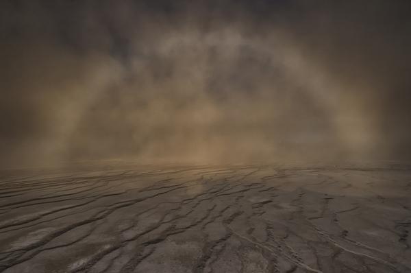 Grand Prismatic Fogbow